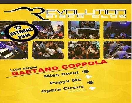 revolution sabato